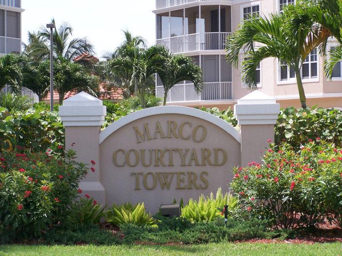 Courtyard Towers Marco Island Florida