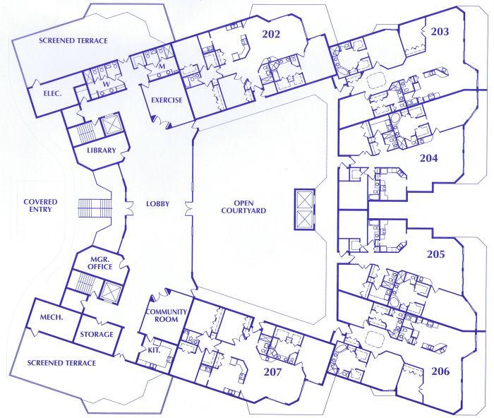 Century Village Pembroke Pines Floor Plans Model J