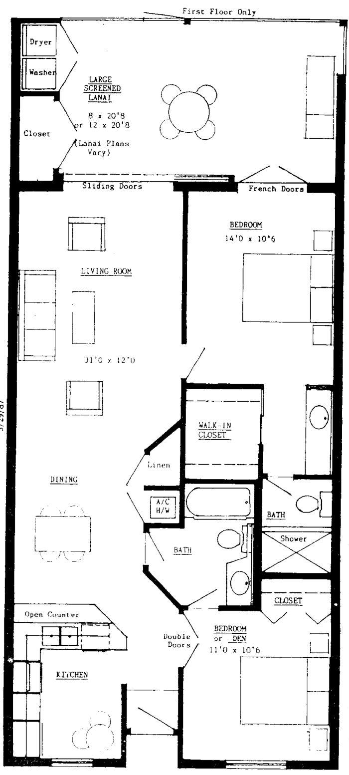 Smokehouse bay marco island florida for Floor plans quantum bay