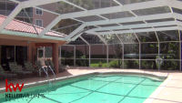 Vintage Bay Pool Marco Island Florida